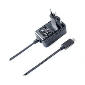 OKdo 2023763 adaptador e inversor de corriente Interior 15 W Negro