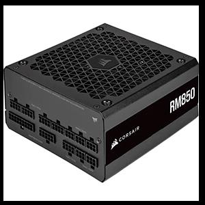 Corsair RPS0120 unidad de fuente de alimentación 850 W 24-pin ATX ATX Negro