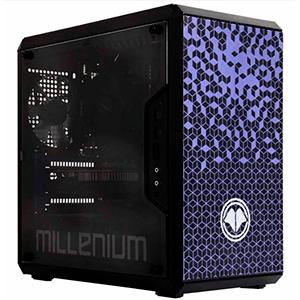 Millenium Rammus - Ryzen 5 3,6 GHZ - RTX 3060  12 GB - 16GB - 1TB HDD -240GB SSD - W10 - Ordenador Sobremesa Gaming