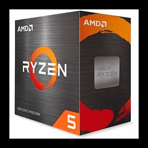AMD AM4 Ryzen 5-5600G 6X42GHZ 32MB - Microporcesador