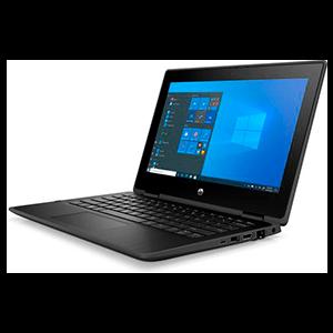 """HP ProBook x360 11 G7 Híbrido Silver N6000 - 4GB - 128GB SSD - 11.6"""" Tactil - W10 Pro - Ordenador Portatil"""