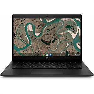 "HP Chromebook 14 G7 35,6 cm (14"") HD Intel® Celeron® 4 GB LPDDR4x-SDRAM 32 GB eMMC Wi-Fi 6 (802.11ax) Chrome OS Negro"