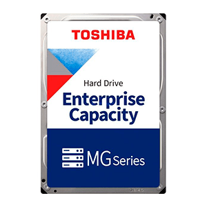 "Toshiba MG08-D 3.5"" 4000 GB Serial ATA III"