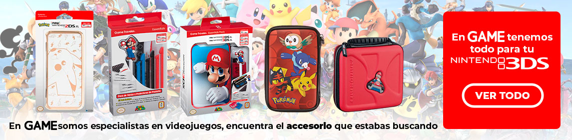 Catálogo Accesorios 3DS