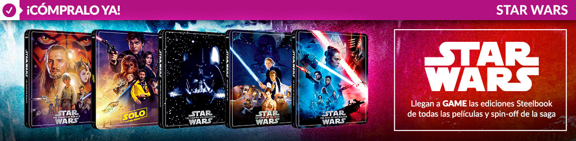 Star Wars Steelbook