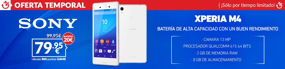 ¡Oferta! Sony Xperia M4 AQUA