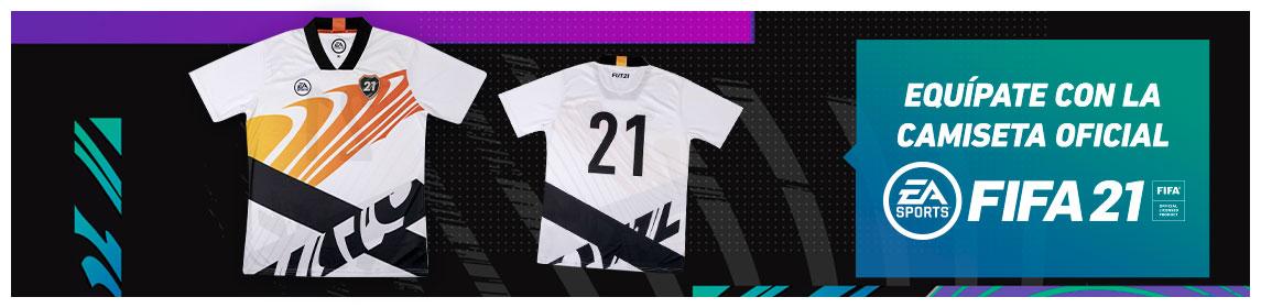 Camiseta FIFA 21