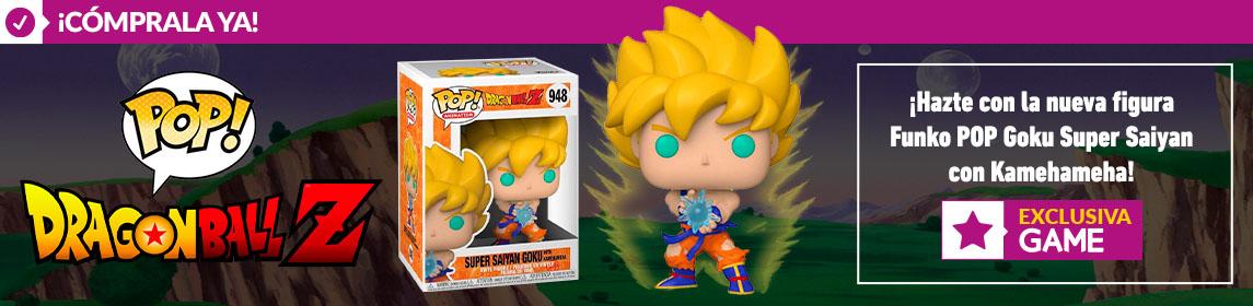 ¡Exclusiva GAME! Nueva Figura POP Dragon Ball