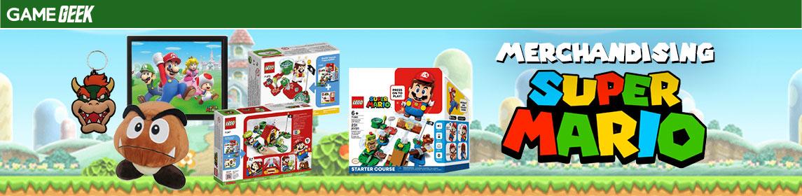 ¡GAME Geek! Super Mario