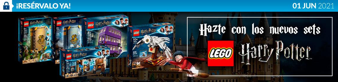 ¡Reserva! Sets LEGO Harry Potter