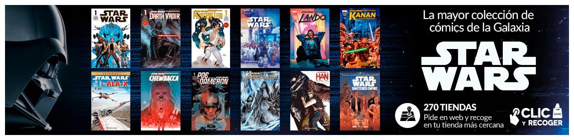 Comics Libros Star Wars