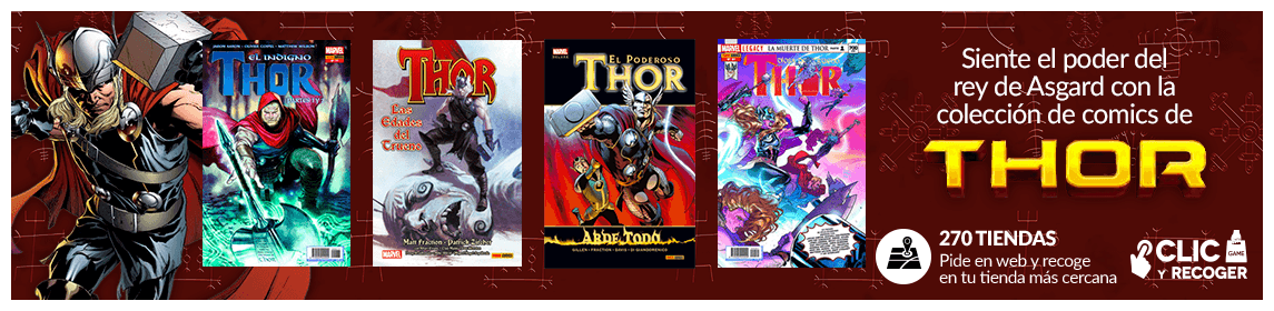 Colección cómics Thor
