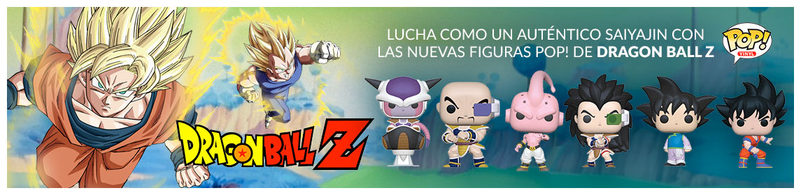 ¡Funko POP! Dragon Ball