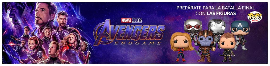 ¡Funko POP! Avengers