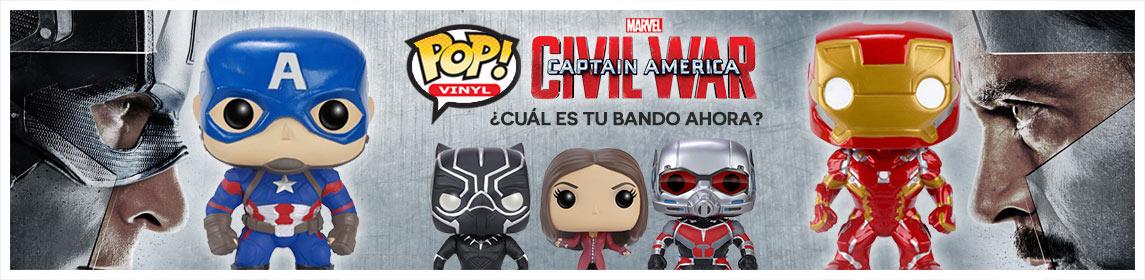 figuras pop civil war