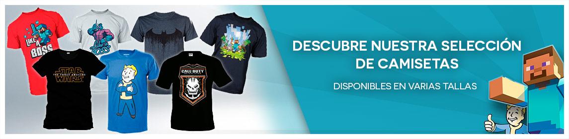 Selección Camisetas