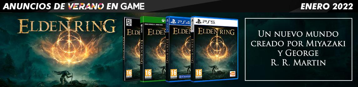 ¡Reserva! Elder Ring
