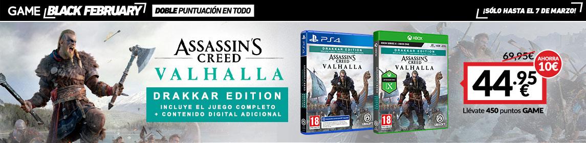 ¡BF! Assassin's Creed Valhalla