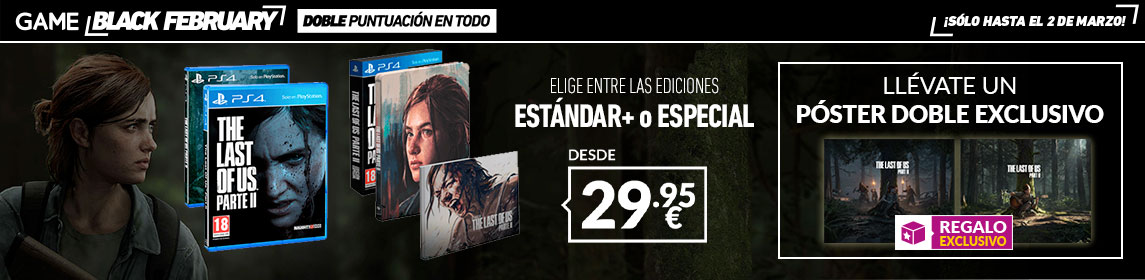 ¡BF! The Last of Us Parte II