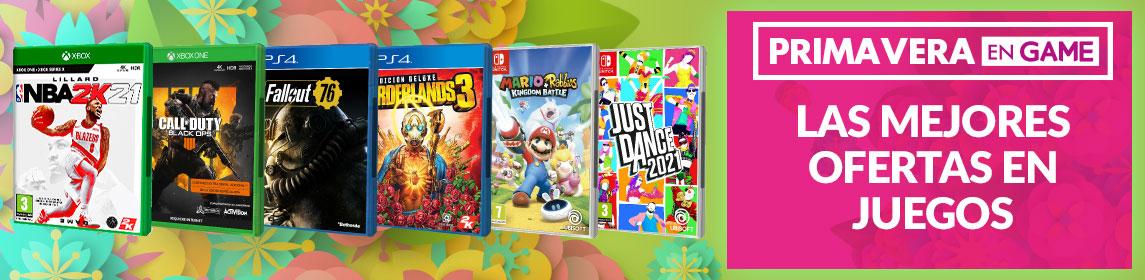 ¡Primavera GAME! Videojuegos