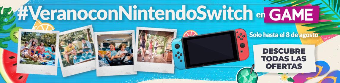 ¡ Ofertas! Verano Nintendo