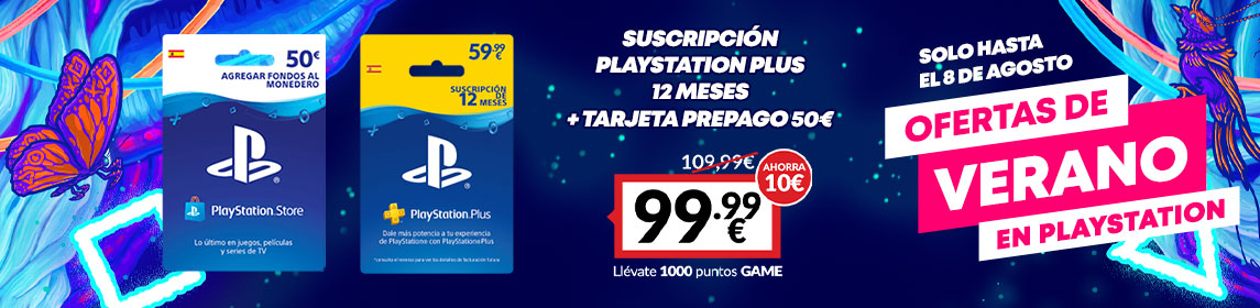 ¡Verano Playstation! Oferta PSN