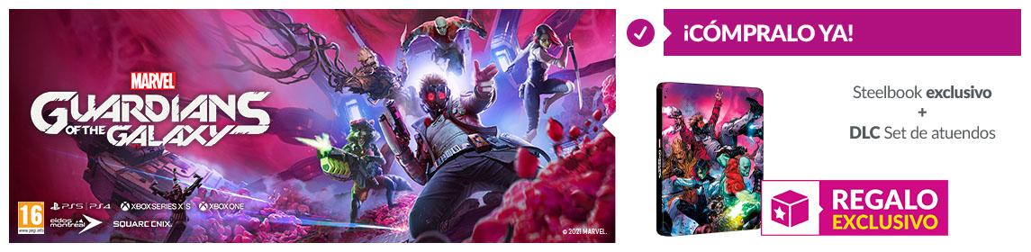 ¡Novedad! Marvel's Guardians Of The Galaxy
