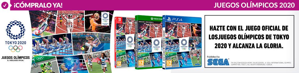 ¡Novedad! Juegos Olímpicos Tokyo 2020
