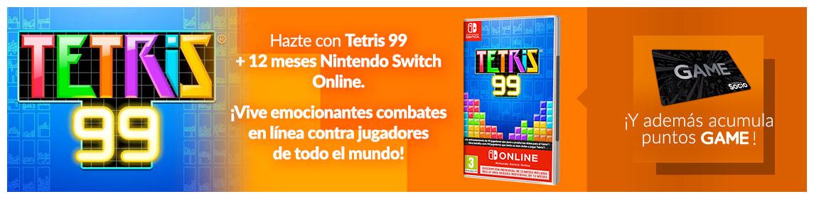 Tetris + Suscripción 12 meses