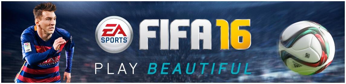 BAJA DE PRECIO FIFA 16