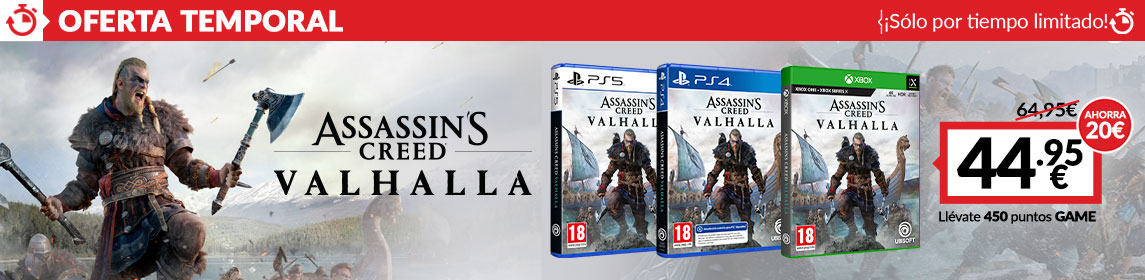 ¡Oferta! Assassin´s Creed Valhalla