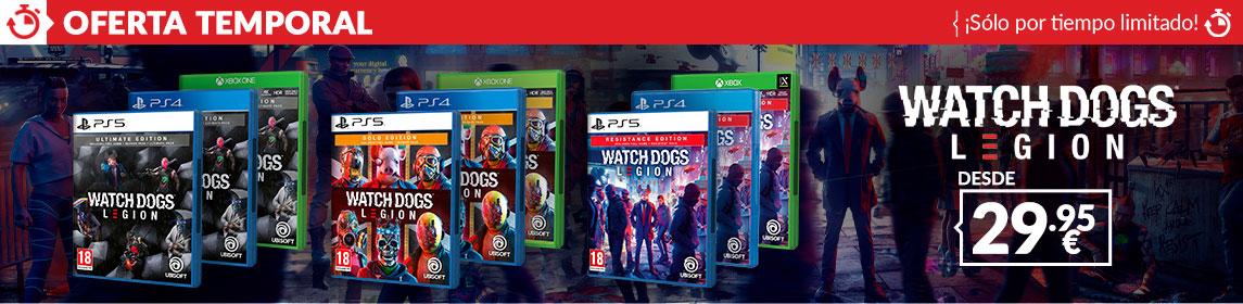 ¡Oferta! Watch Dogs Legion