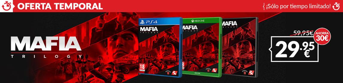 ¡Oferta! Mafia Trilogy