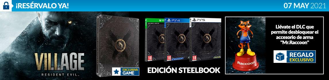 ¡Exclusiva GAME! Resident Evil Village + DLC