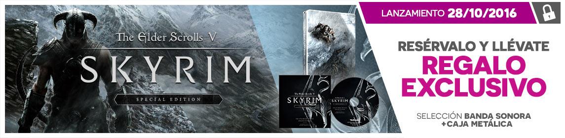 Skyirim Edición Especial