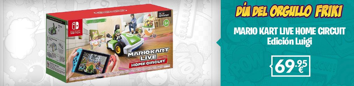 ¡Orgullo Friki! Oferta Mario Kart Live