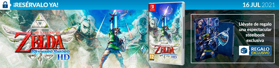 ¡Reserva! The Legend of Zelda Skyward