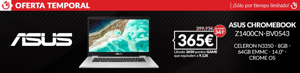 ¡Oferta! Asus Chromebook
