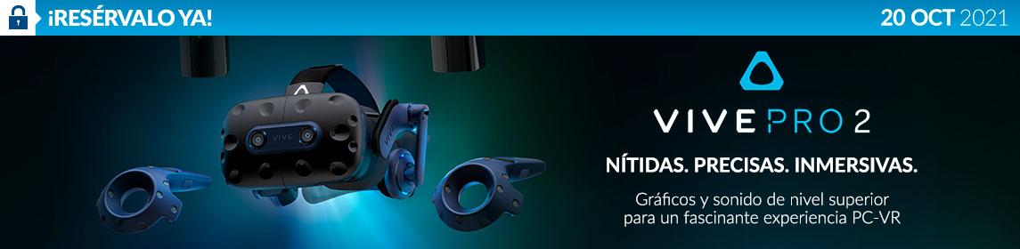 ¡Reserva! HTC VIVE PRO 2 Full Kit