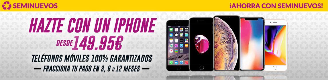 ¡Oferta iPhone!