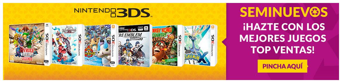 Top Ventas 3DS