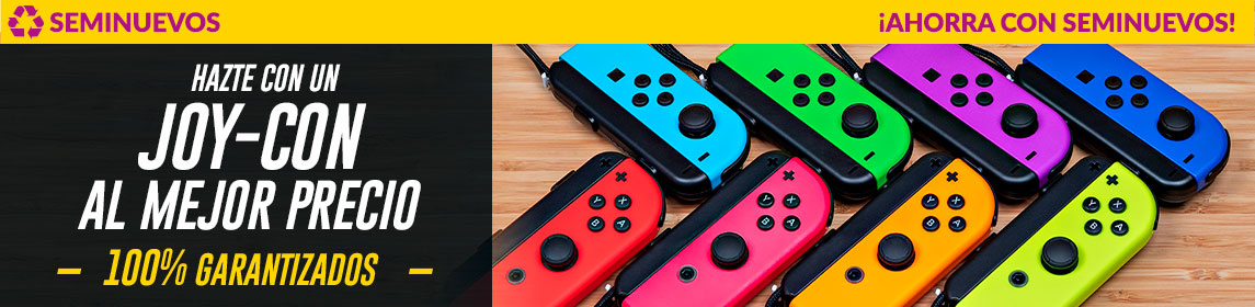 Joy Cons Seminuevos