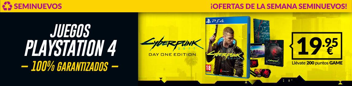 ¡Oferta! Cyberpunk 2077 a 19,95€