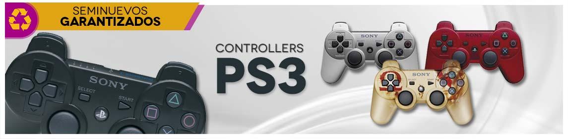Controllers PS3 Seminuevos