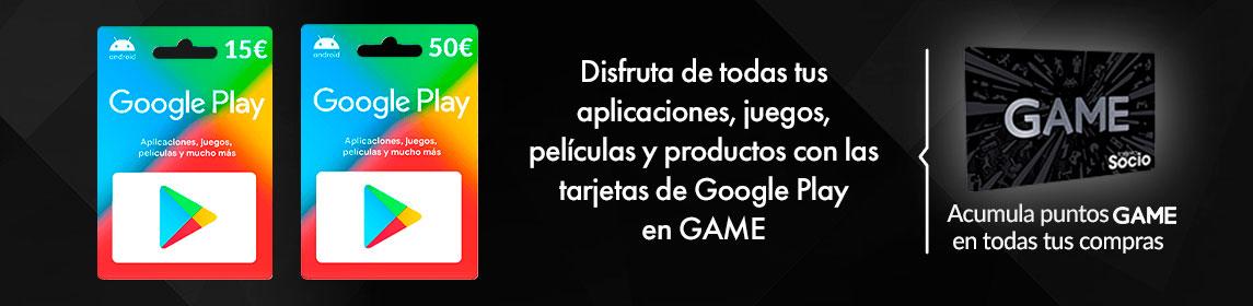 Monedero Google Play