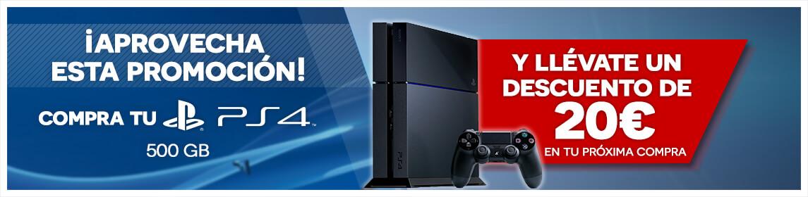Promoción PS4