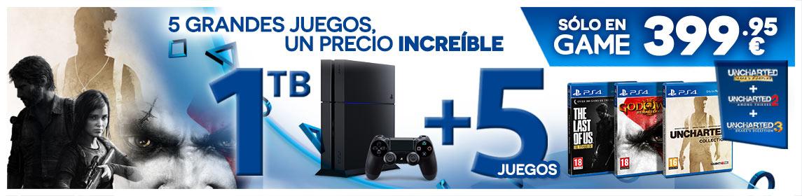 Megabundle PS4