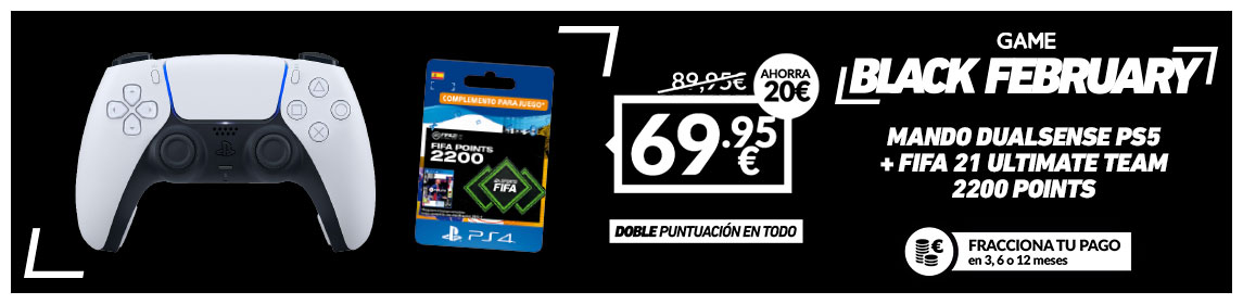 ¡BF! DualSense + FIFA Points