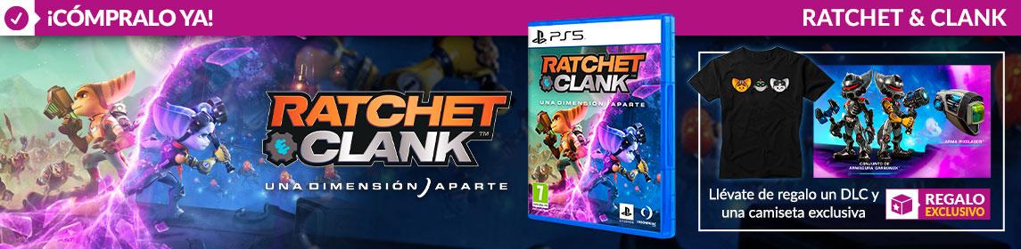 ¡Novedad! Ratchet & Clank + DLC