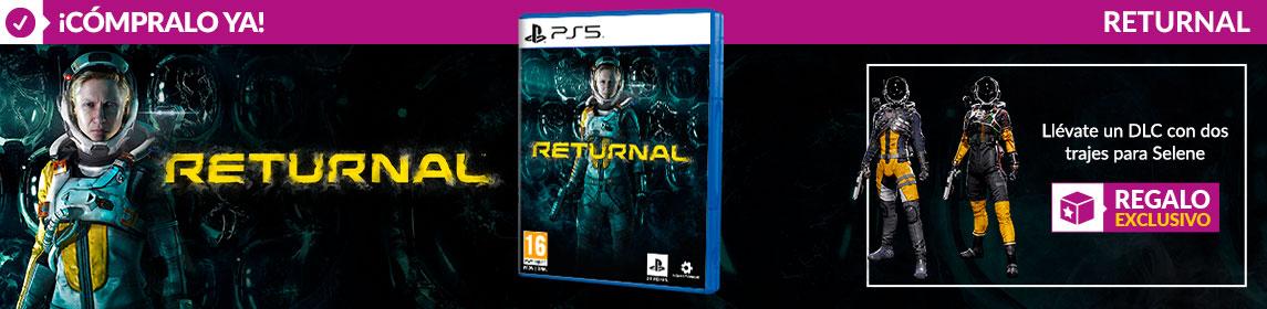 ¡Novedad! Returnal + DLC